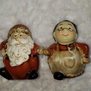 Christmas Salt&Pepper shakers